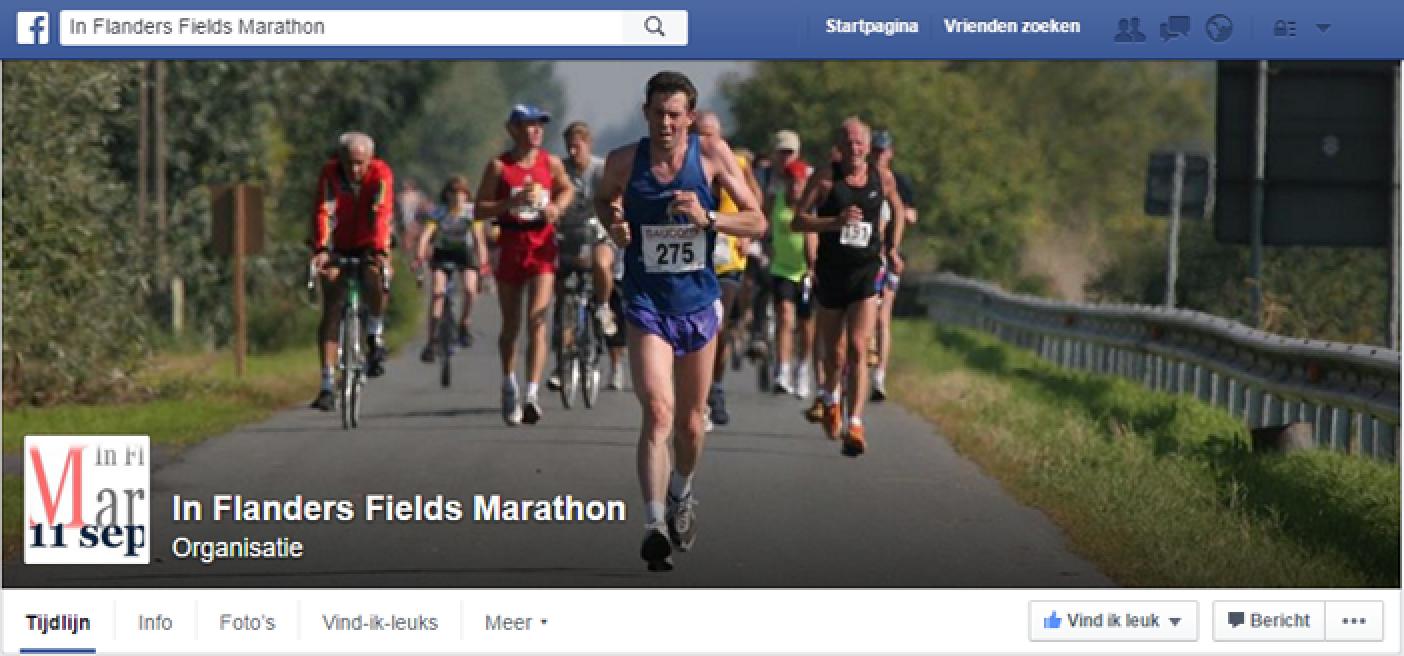 facebookpagina IFF